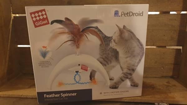 Bilde av Feather spinner